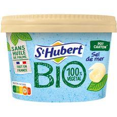 ST HUBERT St Hubert Margarine bio demi-sel tartine et cuisson 230g 230g
