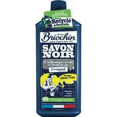 BRIOCHIN Savon noir écologique au citron 1l