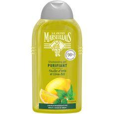 LE PETIT MARSEILLAIS Shampooing purifiant cheveux regraissant vite 250ml