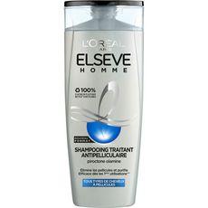 L'Oréal ELSEVE Shampooing antipelliculaire homme tous types de cheveux