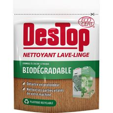 DESTOP Nettoyant lave-Linge anticalcaire biodégradable 250g