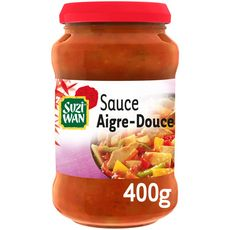 SUZI WAN Sauce aigre-douce aux légumes 400g