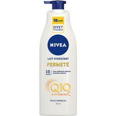 NIVEA Q10 + vitamine C lait hydratant fermeté peaux normales 250ml