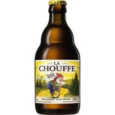 LA CHOUFFE Bière blonde belge 8% bouteille 33cl