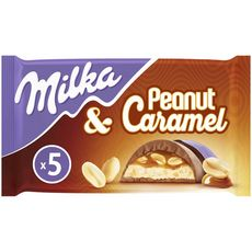 MILKA Milka barre peanut caramel 5x37g