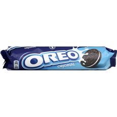 Oreo Biscuit original au chocolat en rouleau 154g
