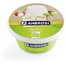 AMBROSI Ricotta bio 250g