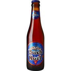 BUSH Bush Bière de Noël 12% bouteille 33cl 33cl