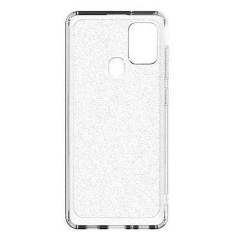 SAMSUNG Coque pour Samsung A21s - Transparent