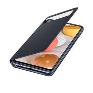 SAMSUNG Étui folio S View pour Samsung Galaxy A42 5G - Noir