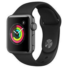 APPLE Montre connectée Apple Watch 38MM Alu Gris Series 3