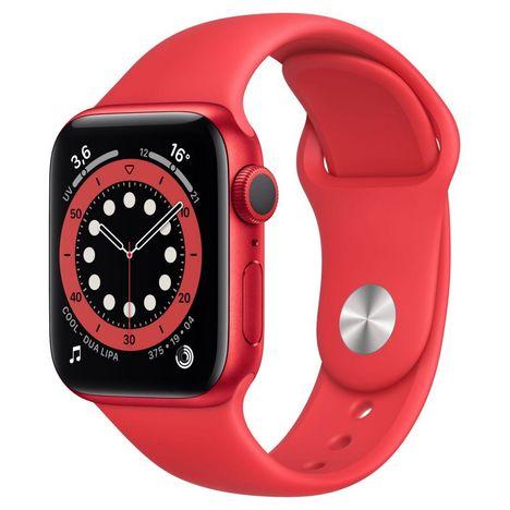 APPLE Montre connectée Apple Watch 40MM Alu Rouge Series 6