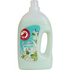 AUCHAN Fresh & perfume lessive liquide cologne 55 lavages 3l