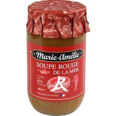 MARIE AMELIE Soupe rouge de la mer label rouge 780g