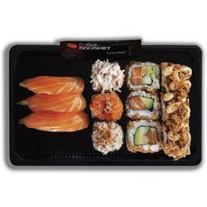 SUSHI GOURMET Sushi Gourmet Box du mois KOYO Assortiment x12 - 319g 12 pièces 319g