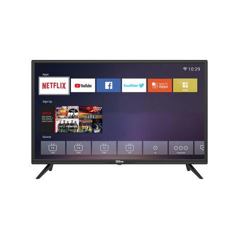 QILIVE Q32HS202B TV DLED HD 80 cm Smart TV