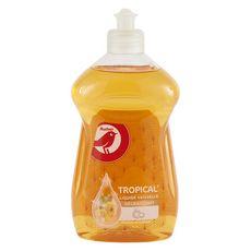 AUCHAN Liquide vaisselle dégraissant tropical 50cl