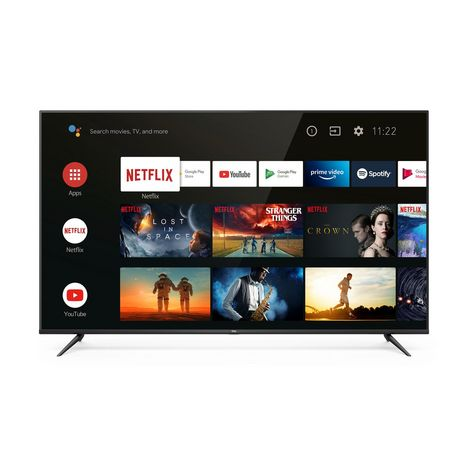 TCL 70P615 TV LED 4K UHD 177 cm Smart TV