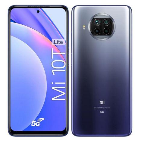 XIAOMI Smartphone Mi 10T Lite 5G 128 Go  6.67 pouces Bleu Double Sim