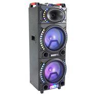BOOST Enceinte Active DJ Bluetooth - Noir - STUPDJ20