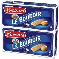 BROSSARD Le boudoir sachets fraîcheur 6x10 pièces 2x175g