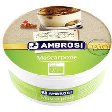 AMBROSI Ambrosi Mascarpone bio 250g 250g