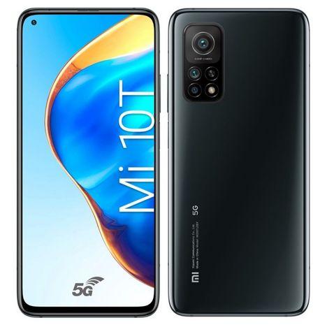 XIAOMI Smartphone Mi 10T  5G  128 Go  6.67 pouces Noir Double Sim