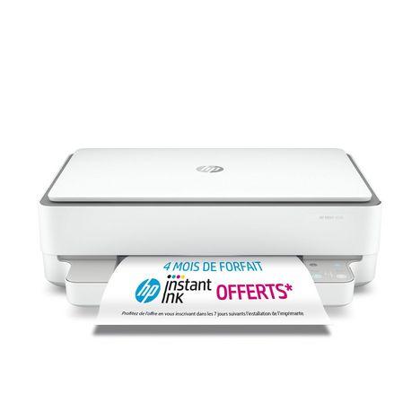 HP Imprimante multifonction Envy 6030 - 4 mois d'instant Ink offert