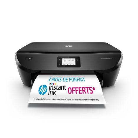 HP Imprimante multifonction ENVY 6220 - Jet d'encre - Wifi - Bluetooth - Impression depuis Smartphone - Compatible Instant Ink
