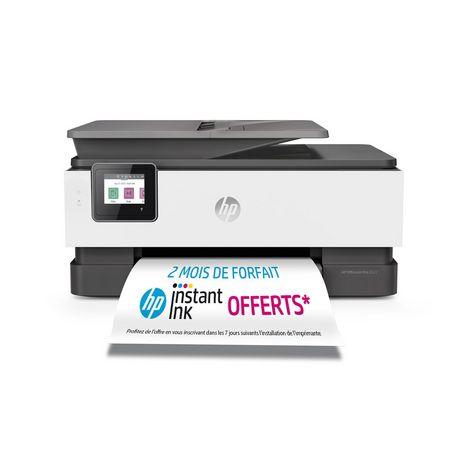 HP Imprimante Multifonction OfficeJet Pro 8022