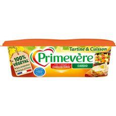 PRIMEVERE Margarine pour tartine et cuisson 250g