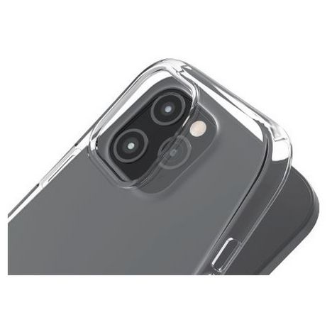 QILIVE Coque pour Apple iPhone 12 Pro Max - Transparent