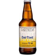 LAGUNITAS Bière blonde daytime session IPA de Californie 4% bouteille 35,5cl
