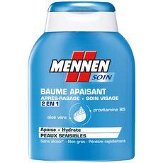 MENNEN Baume apaisant 2en1 peaux sensibles 100ml