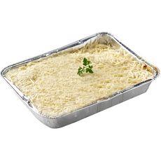 AUCHAN LE TRAITEUR Lasagne de boeuf 4 portions 1kg