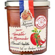 Lucien Georgelin LUCIEN GEORGELIN Sauce tomate de la région de Marmande au piment d'espelette, en bocal