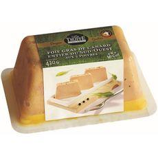 Foie gras de canard entier du Sud-Ouest aux 2 poivres 420g