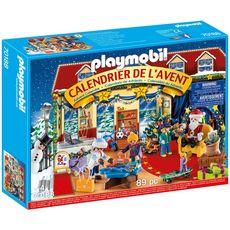 PLAYMOBIL Playmobil Calendrier de l'avent jouet boutique de Jouets 70188 1 pièce