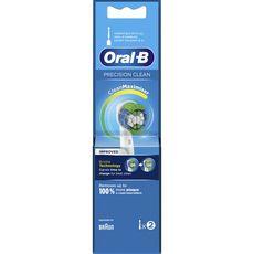 ORAL-B Recharges pour brosse à dents électrique précision clean 2 brossettes