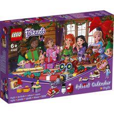 LEGO Lego Calendrier de l'avent jouet lego friends 41420 1 pièce