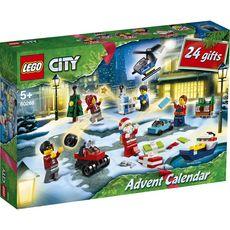 LEGO Lego Calendrier de l'avent jouet lego city 60268 1 pièce