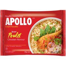 APOLLO Nouilles asiatiques instantées saveur poulet 85g