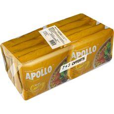 APOLLO Apollo Nouilles asiatiques instantanées saveur curry 7+3 offerts 10x85g 10x85g