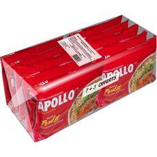 APOLLO Apollo nouilles poulet 7x85g + 3x85g offert