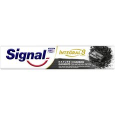 SIGNAL Dentifrice antibactérien Nature Eléments charbon blancheur & détox 75ml