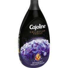 CAJOLINE Collection Parfum Adoucissant linge concentré bouquet voluptueux 38 lavages 950ml