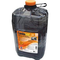 Combustible pétrole liquide de chauffage gold inf à 0,007g/g bidon bidon
