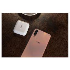 WIKO Écouteurs sans fil Bluetooth avec étui de charge - Blanc - WiShake Pocket