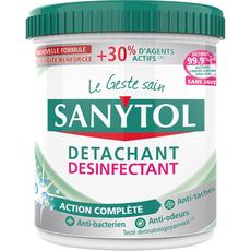 SANYTOL Détachant désinfectant blanc & couleurs 450g