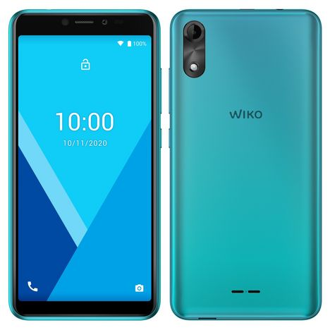 WIKO Smartphone Y51 3G+ 8 Go  5.45 pouces Vert Double Sim
